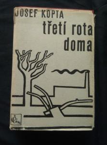 náhled knihy - Třetí rota doma (Oppl, 640 s., ob a vaz.F. Janoušek)