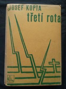 náhled knihy - Třetí rota (Oppl, 578 s., ob a vaz. F. Janoušek)