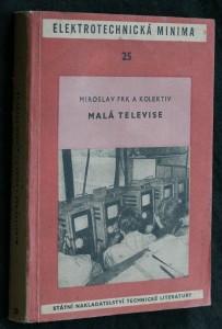 náhled knihy - Malá televise