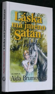 náhled knihy - Láska má jméno Satan