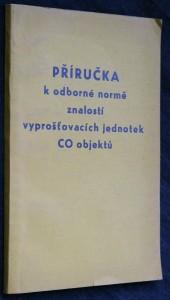 náhled knihy - Příručka k odborné normě znalostí vyprošťovacích jednotek CO objektů