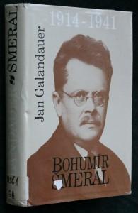 náhled knihy - Bohumír Šmeral : 1914-1941