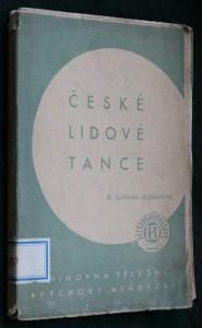 náhled knihy - České lidové tance pro školy 1.-3. stupně