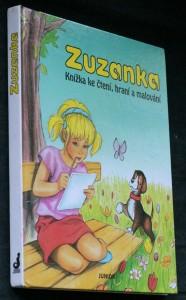 náhled knihy - Hrajeme si se Zuzankou : knížka ke čtení, hraní a malování