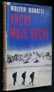 náhled knihy - Vrchy, moje vrchy