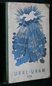 náhled knihy - Ural-uran 235 : Technicko-dobrodružný román pro mládež