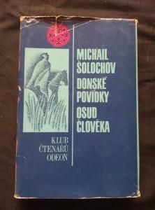 náhled knihy - Donské povídky/ Osud člověka (Ocpl, 266 s.)
