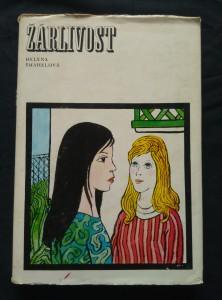 náhled knihy - Žárlivost