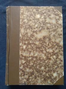 náhled knihy - Parnassie  - Román ze Šumavy