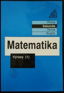 náhled knihy - Matematika. Výrazy. 1