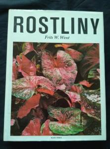náhled knihy - Rostliny (A4, Ocpl, 200 s., il.)