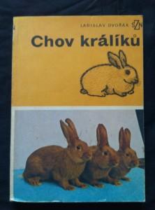 náhled knihy - Chov králíků (Obr, 232 s.)
