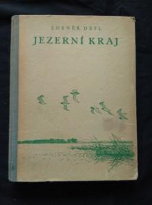 náhled knihy - Jezerní kraj (il. A. Pospíšil)