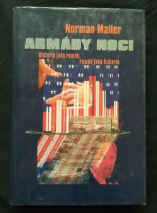 náhled knihy - Armády noci - Historie jako román, román jako historie (Ocpl, 304 s.)