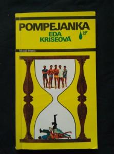 náhled knihy - Pompejanka (il. I. Medek)
