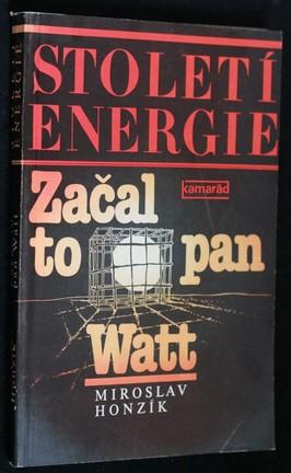 náhled knihy - Začal to pan Watt : století energie