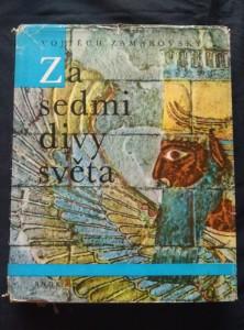náhled knihy - Za sedmi divy světa (A4, Ocpl, bar. příl. Z. Burian)