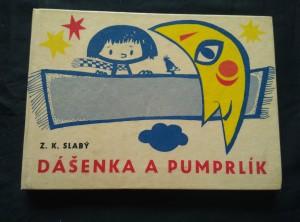 náhled knihy - Dášenka a Pumprlík (lam, 84 s.,  il. Radek Pilař)