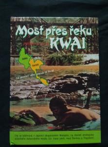 náhled knihy - Most přes řeku Kwai (lam, 186 s., il. P. Andrýsek)