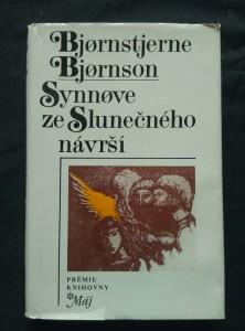 náhled knihy - Synnove ze Slunečního návrší