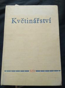 náhled knihy - Květinářství (A4, Ocpl, 356 s., bar příl.)