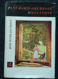 náhled knihy - Paní Marie Grubbová, Niels Lyhne (Ocpl, 368 s.)