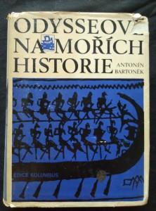 náhled knihy - Odyseové na mořích historie (Ocpl, 412 s., 32 čb, 8 bar příl.)