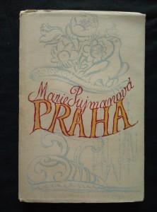 náhled knihy - Praha (Ocpl, 112 s., ob, vaz, front. K. Svolinský)