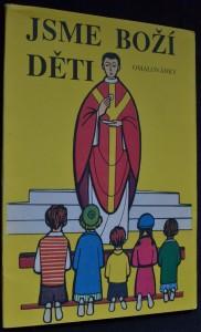 náhled knihy - Jsme děti boží: omalovánky