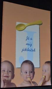 náhled knihy - Já a můj jídelníček