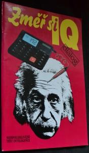 náhled knihy - Změř si IQ : nejspolehlivější test inteligenc