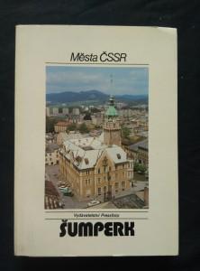 náhled knihy - Města ČSSR - Šumperk (lam., 63 s.)