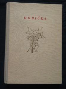 náhled knihy - Hubička (Oppl., 96 s., il. M. Rambousková)