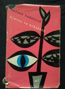 náhled knihy - Hlavou ve hvězdách (Ocpl, 124 s. ob a il. K. Teissig)