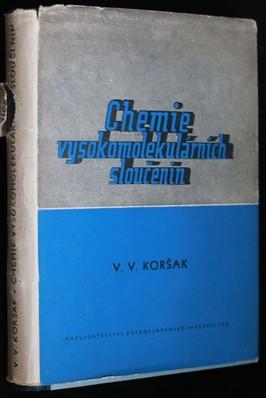 náhled knihy - Chemie vysokomolekulárních sloučenin