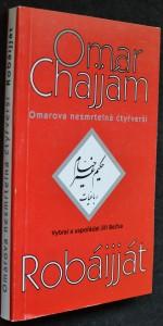 náhled knihy - Robáijját : Omarova nesmrtelná čtyřverší