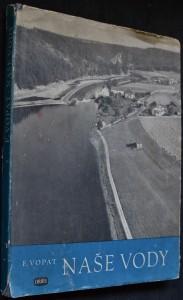 náhled knihy - Naše vody