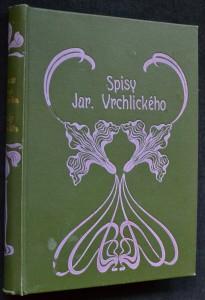 náhled knihy - Písně poutníka : básně Jaroslava Vrchlického - (1895)