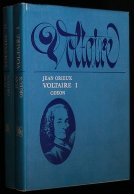 náhled knihy - Voltaire, neboli vláda ducha 1.-2. svazek