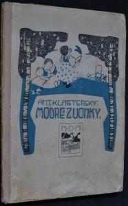 náhled knihy - Modré zvonky a jiné verše pro děti