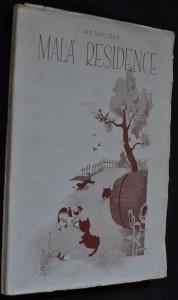 náhled knihy - Malá residence