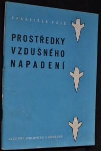 náhled knihy - Prostředky vzdušného napadení