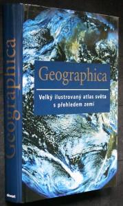 náhled knihy - Geographica : velký ilustrovaný atlas světa s přehledem zemí