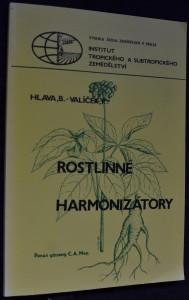 náhled knihy - Rostlinné harmonizátory