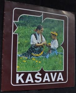náhled knihy - Valašský soubor Kašava