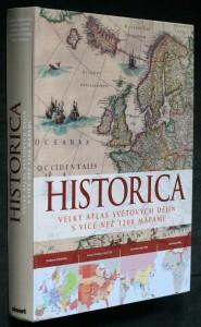 náhled knihy - Historica : velký atlas světových dějin s více než 1200 mapami