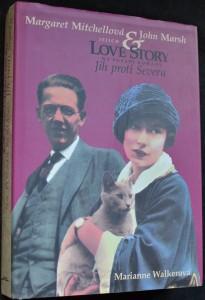 náhled knihy - Margaret Mitchellová & John Marsh : jejich love story na pozadí románu Jih proti Severu