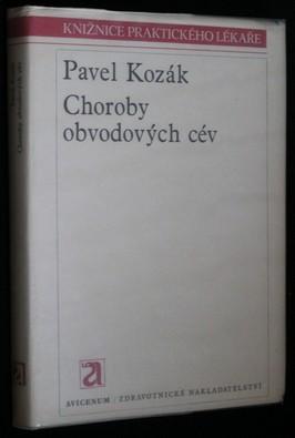 náhled knihy - Choroby obvodových cév