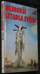 náhled knihy - Nejhorší letadla světa