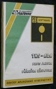 náhled knihy - TNS- ADA popis jazyka, příručka uživatele